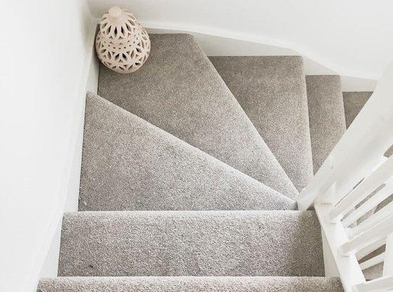 tapijt trap